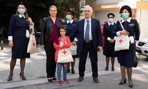Ελληνικός Ερυθρός Σταυρός: Έκθεση φωτογραφίας για την Παγκόσμια Ημέρα Προσφύγων