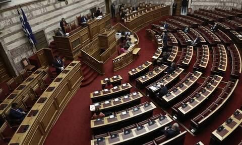 Βουλή - ΝΔ: Στον εισαγγελέα το ηχητικό Μιωνή και η κατάθεση του Παππά