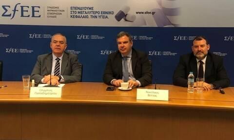 ΣΦΕΕ – ΙΟΒΕ: Στα 6,9 δισ. ευρώ η συνεισφορά του κλάδου του φαρμάκου στο ΑΕΠ
