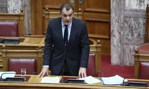 Παναγιωτόπουλος για Τουρκία: «Δεν θα δεχτούμε αμφισβήτηση – Θα αντιδράσουμε»