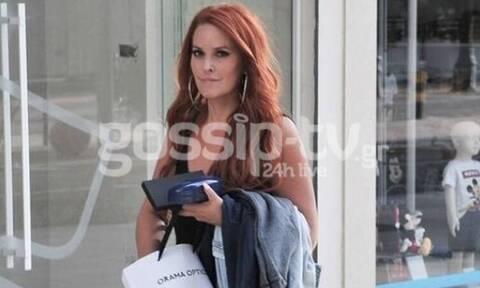 Χρηστίδου: Πήγε για ψώνια και πάθαμε πλάκα όταν την είδαμε-Έχει μείνει μισή