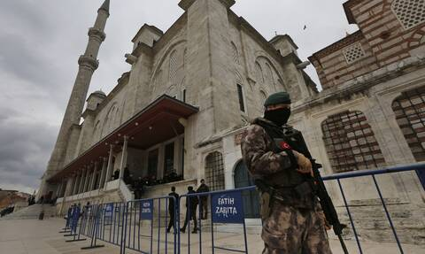 Τουρκία: Σύλληψη τεσσάρων Γάλλων για κατασκοπία
