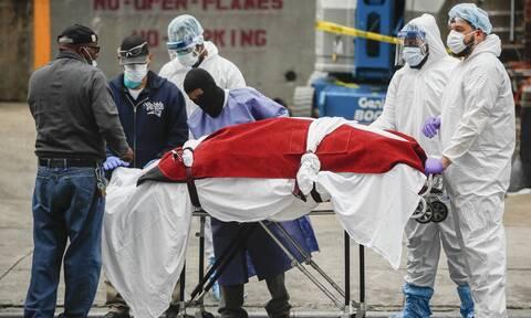Κορονοϊός στις ΗΠΑ: Άλλοι 425 νέοι θάνατοι - Πάνω από 120.000 οι νεκροί
