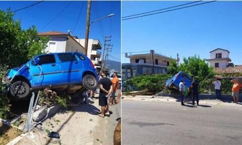 Μεσσηνία: Φαρ ουέστ η πόλη - Ρομά καταδίωκαν αυτοκίνητο!