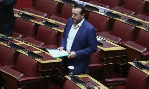 Την διαγραφή του Νίκου Παππά από την Κ.Ο. του ΣΥΡΙΖΑ ζητά η κυβέρνηση