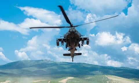 Έβρος: Εντυπωσιακές στρατιωτικές ασκήσεις με άρματα και επιθετικά ελικόπτερα