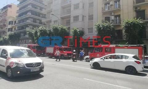 Τραγωδία στη Θεσσαλονίκη: Εντοπίστηκε καμένο άτομο στο κέντρο της πόλης