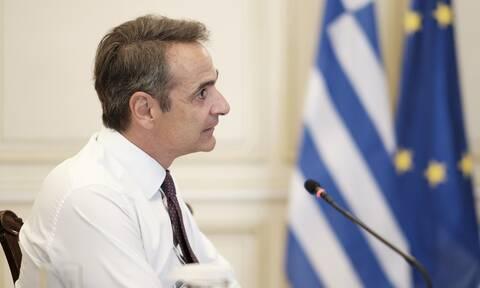 Πιερρακάκης-Ζαριφόπουλος και πολίτες είδαν την Ψηφιακή Ακαδημία με τον Μητσοτάκη