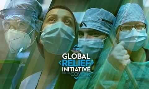 Ίδρυμα Σταύρος Νιάρχος: Έμπρακτο «ευχαριστώ» σε πάνω από 4.600 εργαζόμενους στα νοσοκομεία αναφοράς