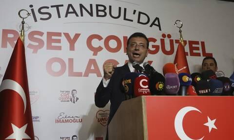 Ο Ιμάμογλου «χτυπά» τον Ερντογάν: Αλαζονική η κυβέρνηση - Προτιμώ μια καλύτερη