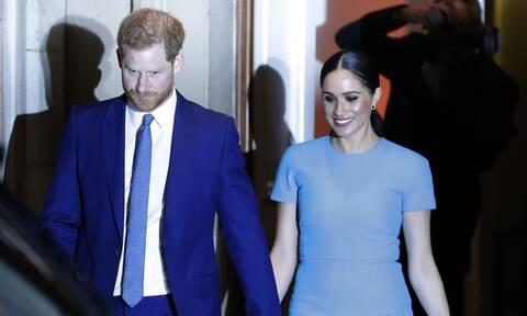 Χάρι – Μέγκαν: Το μήνυμα του πριγκιπικού ζευγαριού για τον κορονοϊό