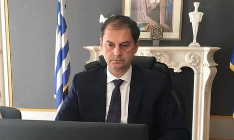 Θεοχάρης στο Olympia Forum: Χωρίς προληπτική καραντίνα από 1η Ιουλίου