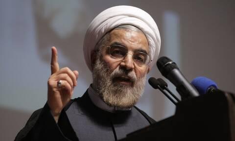 Ροχανί: Το αμερικανικό αίτημα για συνομιλίες με το Ιράν είναι ένα ψέμα