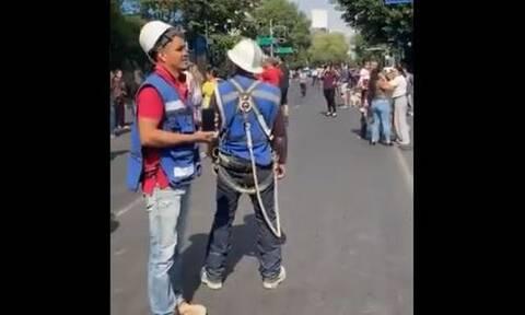 Σεισμός στο Μεξικό: Προειδοποίηση για τσουνάμι στην Κεντρική Αμερική