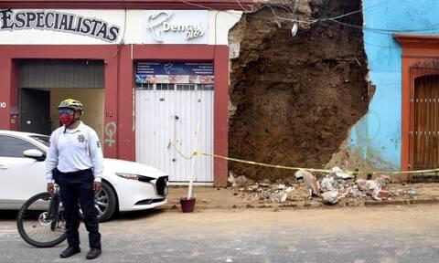Σεισμός Μεξικό: Τουλάχιστον ένας νεκρός - Προειδοποίηση για τσουνάμι