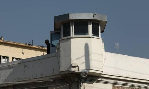 Συναγερμός στις φυλακές Κορυδαλλού - Εντοπίστηκε κρούσμα κορονοϊού