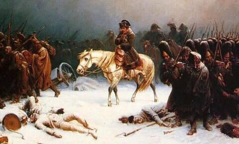 Σαν σήμερα οι γαλλικές δυνάμεις υπό τον  Βοναπάρτη εισβάλλουν στη Ρωσία