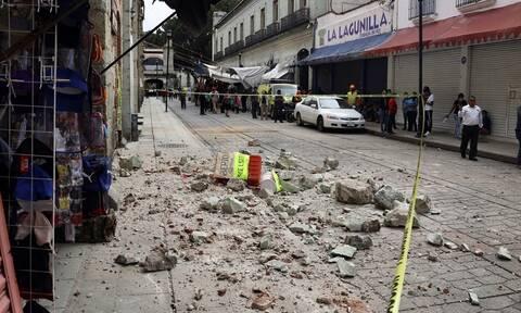 Σεισμός Μεξικό: Τουλάχιστον δύο νεκροί - Ήρθη η προειδοποίηση για τσουνάμι