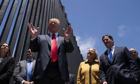 Κορονοϊός στις ΗΠΑ - Τραμπ: «Σταμάτησε την Covid. Σταμάτησε τα πάντα»