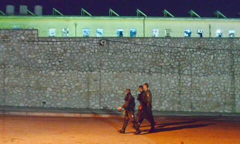 Κορονοϊός στις φυλακές Κορυδαλλού - Σε καραντίνα μία πτέρυγα