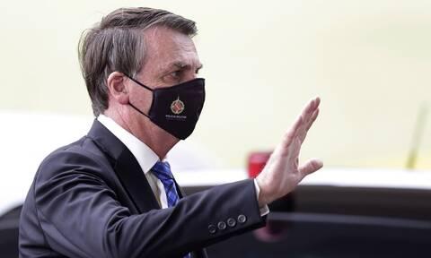 Κορονοϊός στη Βραζιλία: Το δικαστήριο αποφάσισε - Ο Μπολσονάρου θα φορά μάσκα