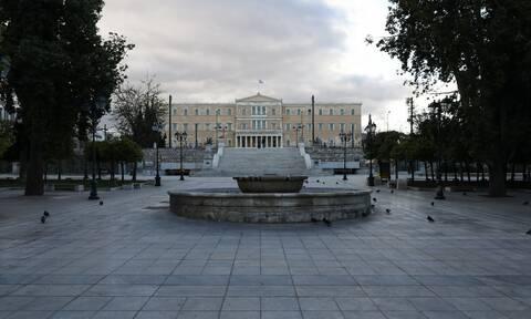Μεγάλος Περίπατος: Αρχίζει το Σάββατο η παρέμβαση στην πλατεία Συντάγματος