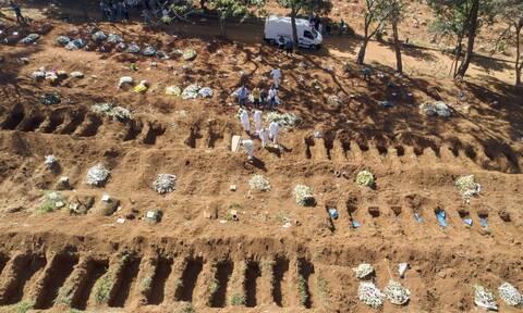 Κορονοϊός: Ξεπέρασαν τους 100.000 οι νεκροί από COVID-19 στη Λατινική Αμερική