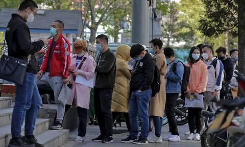Κορονοϊός στην Κίνα: 12 νέα κρούσματα σε 24 ώρες - Τα 7 στο Πεκίνο