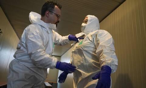 Κορονοϊός: Συναγερμός στην Παραμυθιά - Θετική στον ιό οικιακή βοηθός