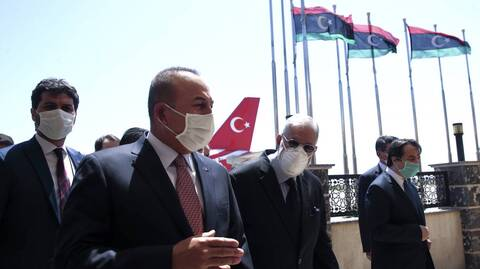 Bloomberg: Οι μεγάλες προσδοκίες του Ερντογάν για τη Λιβύη