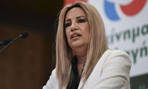 Η Φώφη βάζει στο κάδρο και τον Τσίπρα για τις καταγγελίες περί «παρακράτους» ΣΥΡΙΖΑ