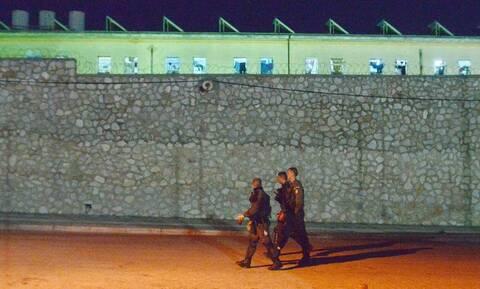 Prisoner at Korydallos has tested positive for coronavirus
