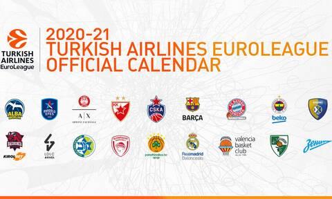 Euroleague: Η κλήρωση στο… πιάτο σας (pics)