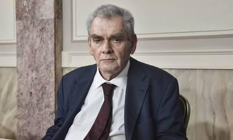 Παπαγγελόπουλος: Ο Σαμαράς δεν με πίεσε, δεν με εκβίασε