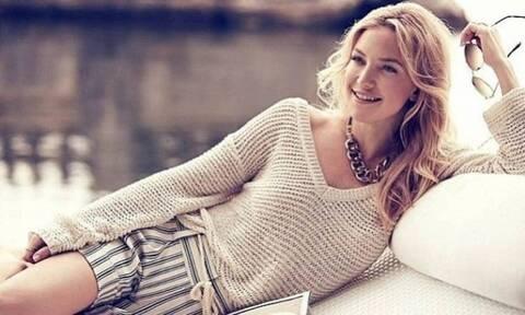 Κέιτ Χάντσον: Μας δείχνει τους κοιλιακούς της - Βάζει κάτω 20άρες (pics)