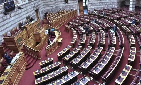Βουλή: «Ροντέο» και η Ολομέλεια για τη συνομιλία Παππά - Μιωνή
