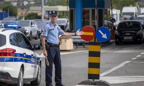 Κορονοϊός: Η Κροατία επιβάλλει εκ νέου για 4 βαλκανικές χώρες