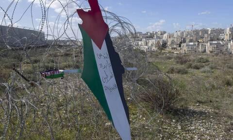 Παλαιστίνη: «Έγκλημα» οποιαδήποτε πρόσαρτηση τμημάτων της Δυτικής Όχθης