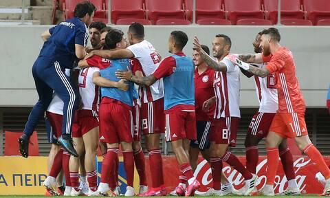 Ολυμπιακός - ΠΑΟΚ 2-0: Στον τελικό με Μασούρα, Καμαρά και Σα…