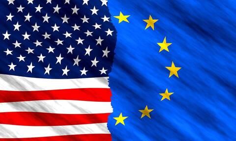 ΗΠΑ: Η Ουάσιγκτον απειλεί και πάλι με τιμωρητικούς δασμούς την Ευρωπαϊκή Ένωση