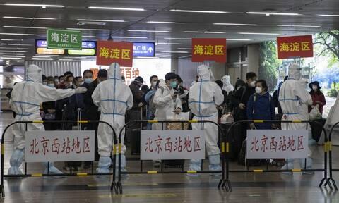 Κορονοϊός στην Κίνα: 19 νέα κρούσματα μόλυνσης - Τα 13 στο Πεκίνο