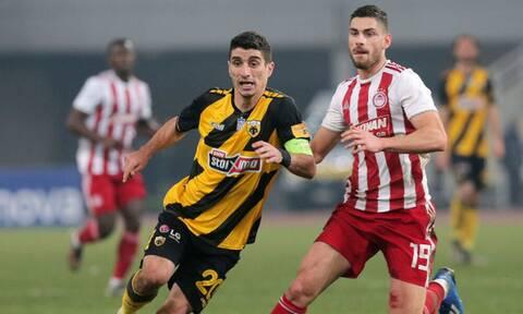 Ολυμπιακός και ΑΕΚ στον τελικό Κυπέλλου - Πότε συναντήθηκαν τελευταία φορά
