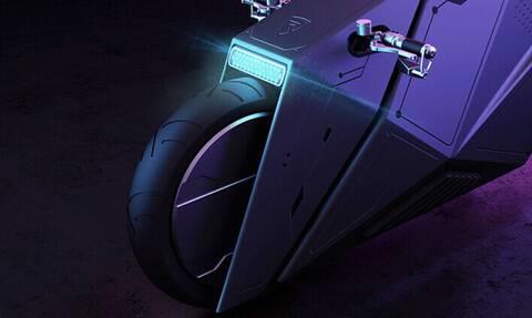 Έτσι θα είναι οι μοτοσικλέτες στο μέλλον