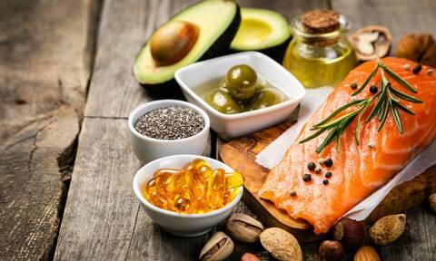 Ωμέγα-3 λιπαρά: Οι 20 τροφές με την υψηλότερη περιεκτικότητα (εικόνες)