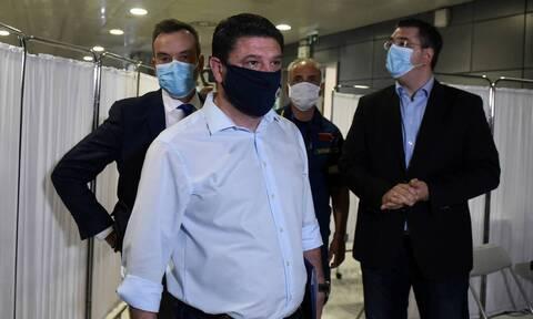 Κορονοϊός: Αυτοψία Χαρδαλιά σε 18 περιφερειακά αεροδρόμια