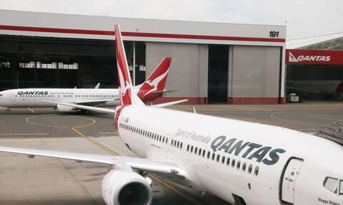 Σοκ από την Qantas: Περικόπτει τουλάχιστον 6.000 θέσεις εργασίας