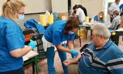 Κορονοϊός: ΕΟΔΥ – Δειγματοληπτικά τεστ αντισωμάτων και drive-through έλεγχος σε όλη την επικράτεια