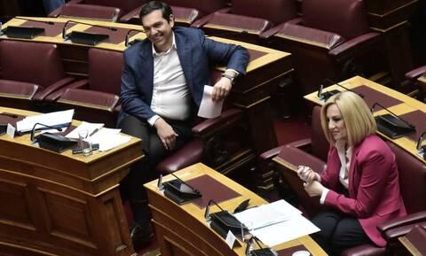 ΣΥΡΙΖΑ - ΚΙΝ.ΑΛ.: Ήταν στραβό το κλήμα, το 'φαγε κι ο γάιδαρος