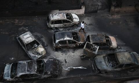 Φωτιά στο Μάτι: Διώξεις για κακούργημα ζητά ο ανακριτής