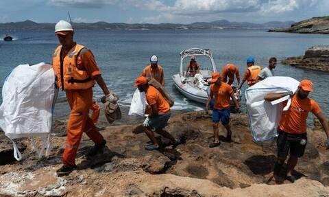 Αποστολή του «Τυφώνα» στη Μακρόνησο